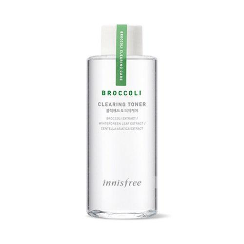 innisfree Broccoli Clearing Toner 150ml - Beautihara