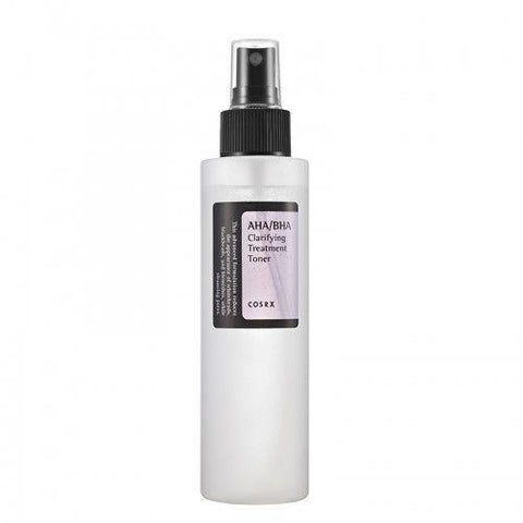 AHA/BHA Clarifying Treatment Toner 150ml - Beautihara