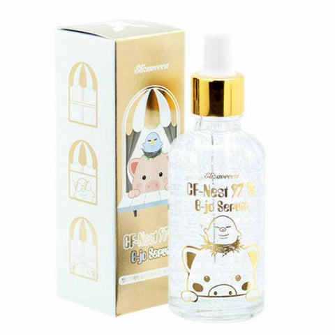 ELIZAVECCA Gold CF-Nest Extract 97% B-jo Serum 50ml - Beautihara