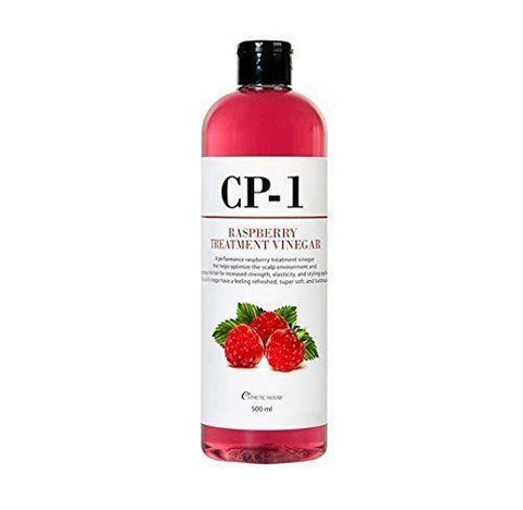 Esthetic House CP-1 Raspberry Treatment Hair Vinegar 500ml - Beautihara