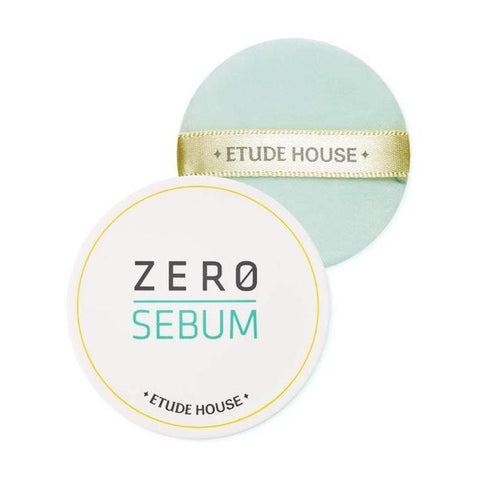 ETUDE HOUSE Zero Sebum Drying Powder 6g - Beautihara