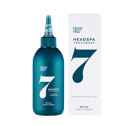Headspa7 Treatment Hair Loss Prevention Thin Hair Scalp Elasticity 200ml - Beautihara