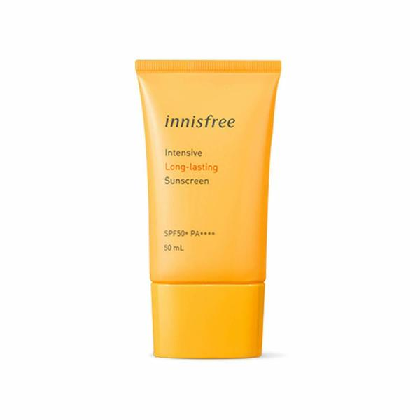 innisfree Intensive Long-Lasting Sunscreen 50ml (SPF50+ PA++++) - Beautihara