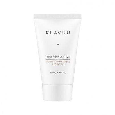 KLAVUU Pure Pearlsation Revitalizing Intensive Peeling Gel 80ml - Beautihara