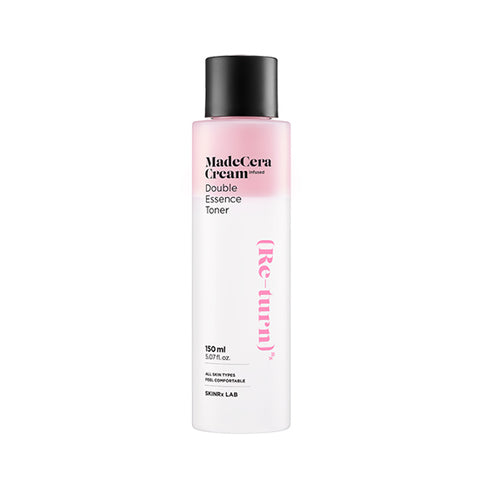 SKINRX LAB Madecera Cream Double Essence Toner 150ml - Beautihara