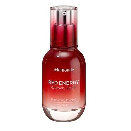 Mamonde Red Energy Recovery Serum 50ml - Beautihara