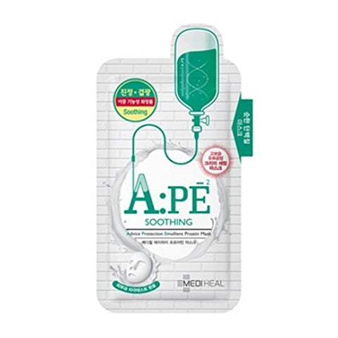 APE Proatin Soothing Mask (10 Sheets) - Beautihara
