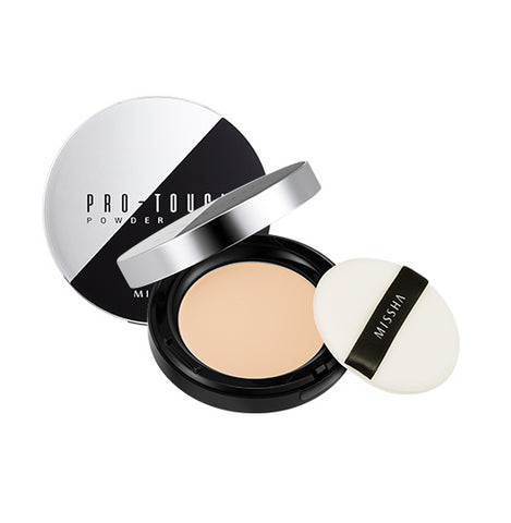 MISSHA Pro Touch Powder Pact 10g (2 Colors) - Beautihara
