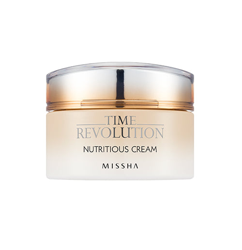 MISSHA Time Revolution Nutritious Cream 50ml - Beautihara