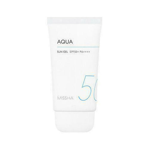 MISSHA All Around Safe Block Aqua Sun Gel 50ml (SPF 50 PA+++) - Beautihara