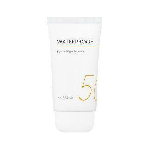 MISSHA All Around Safe Block Waterpoof Sun 50ml (SPF 50 PA+++) - Beautihara