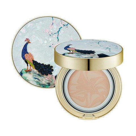 Cho Gong Jin Cream Pact 15g [Limited Oriental Herbal BB Foundation] - Beautihara