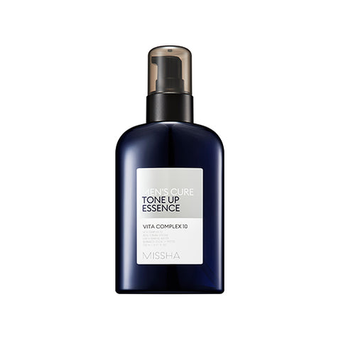 MISSHA Men's Cure Tone Up Essence 150ml - Beautihara