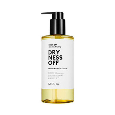 MISSHA Super Off Cleansing Oil Dryness Off 305ml - Beautihara