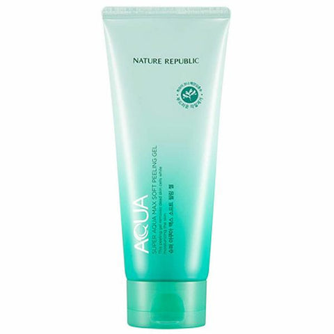 Nature Republic Super Aqua Max Soft Peeling Gel 155ml - Beautihara