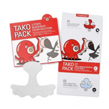NIGHTINGALE 3 Steps Tako Pack Blackhead Clear Solution - Beautihara