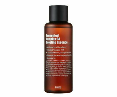 PURITO Fermented Complex 94 Boosting Essence 150ml - Beautihara