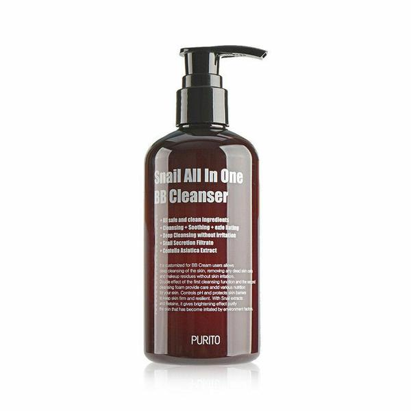 PURITO Snail All In One BB Cleanser 250ml - Beautihara