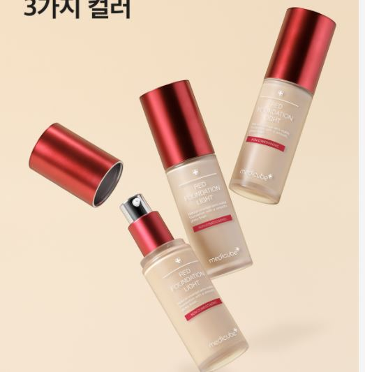 medicube Red Foundation 40g (SPF47+ PA++)