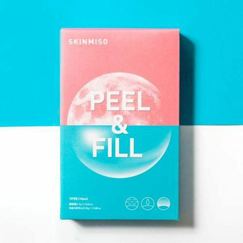 Peel & Fill 2 Step Mask Pack (10pcs) - Beautihara