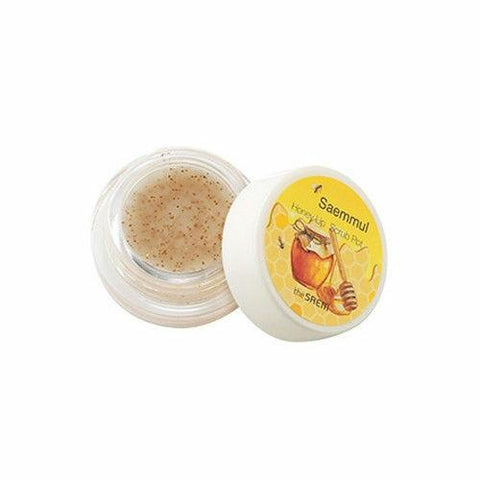 Saemmul Honey Lip Scrub Pot 7g