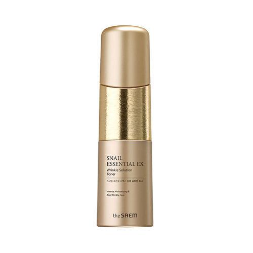 the SAEM Snail Essential EX Wrinkle Solution Toner 150ml - Beautihara