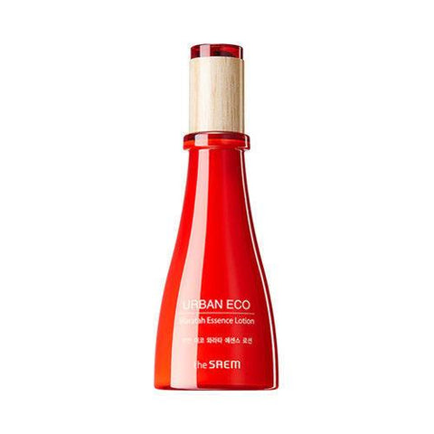 the SAEM Urban Eco Waratah Essence Lotion 140ml - Beautihara