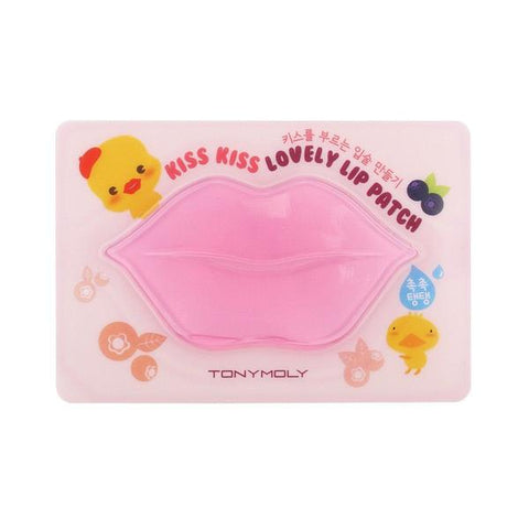 TONYMOLY Kiss Kiss Lovely Lip Patch - Beautihara