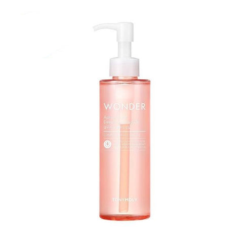 TONYMOLY Wonder Apricot Deep Cleansing Oil 190ml - Beautihara