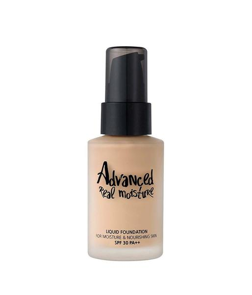 touch in SOL Advanced Real Moisture Liquid Foundation SPF30 PA++  30ml - Beautihara