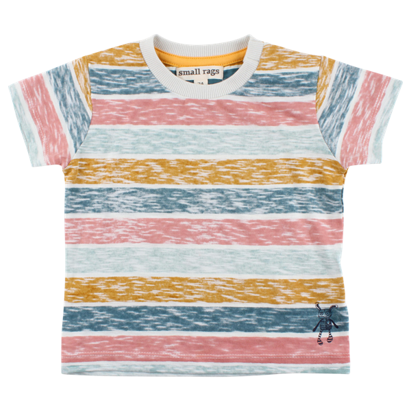 Small Rags Stribet T-shirt