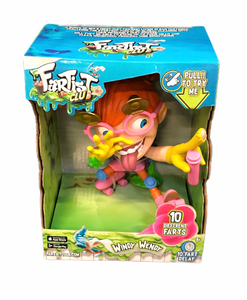 Fartist Electronic Sound Figure - Windy Wendy