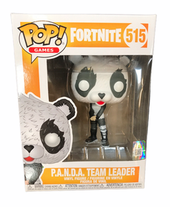 Funko - Fortnite Nr. 515 P.A.N.D.A. Team Leader