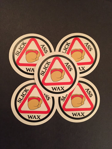 Ass Slaps Sticker Packs (5)
