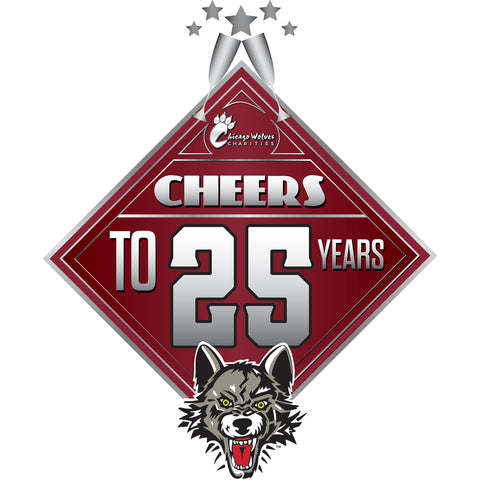 Cheers to 25 Years Fundraiser Registration
