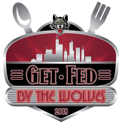 Get Fed By The Wolves Fundraiser Registration