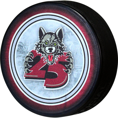 25th Anniversary Puck