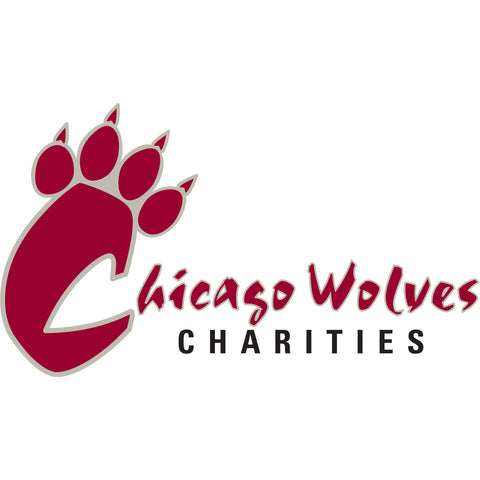 Donation to Chicago Wolves Charities