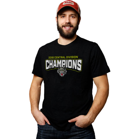 2018 Central Division Champions Tee