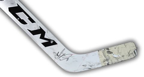 Max Lagace Game-Used Stick