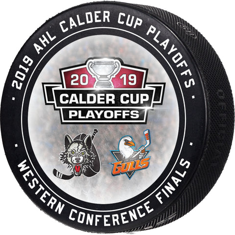Western Conference Finals Matchup Puck