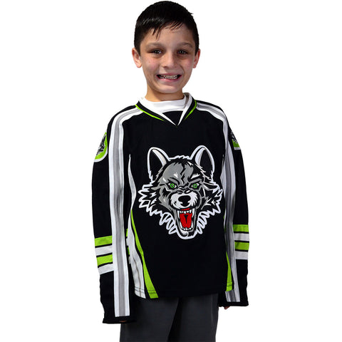CCM Youth Alternate Black Jersey