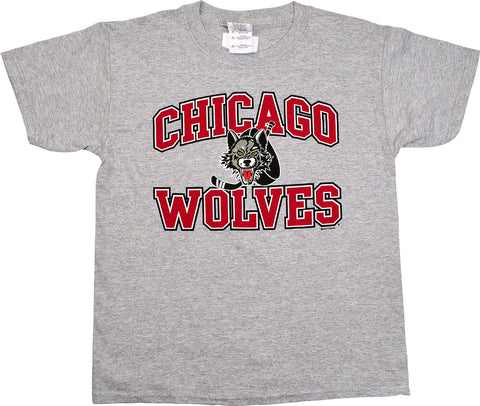 Youth Grey Wolves Tee