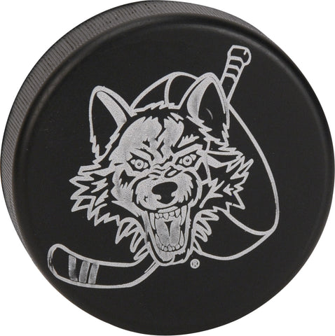Black Foam Puck
