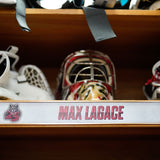 Locker Room Nameplates - 2018-19 & 2017-18