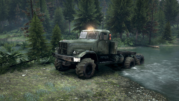 Off Road Spintires