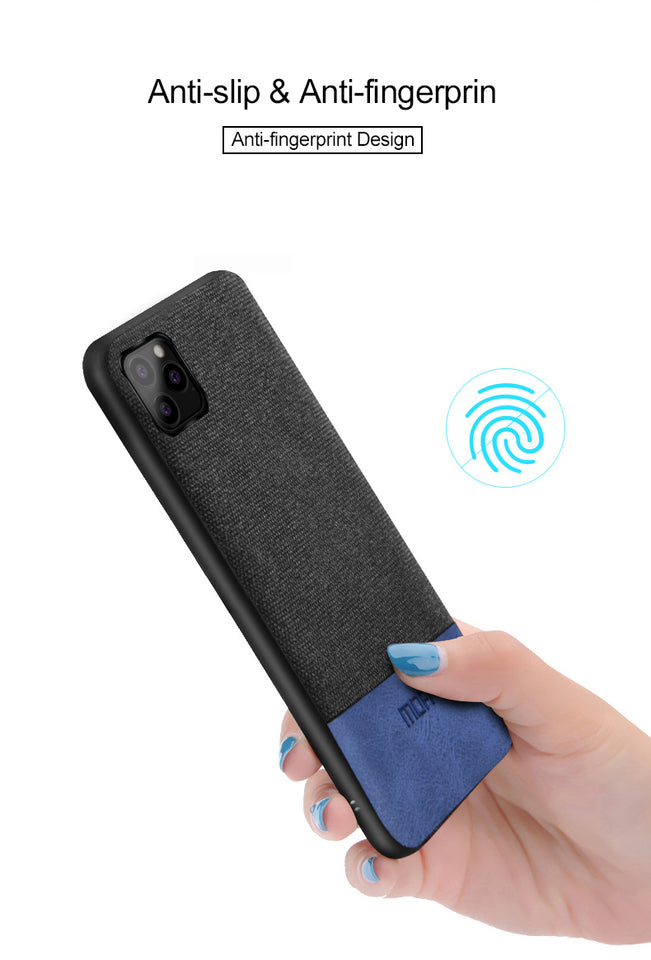 MOFi Original Shockproof Silicone Case & Cover for iPhone 11 | 11 Pro | Max