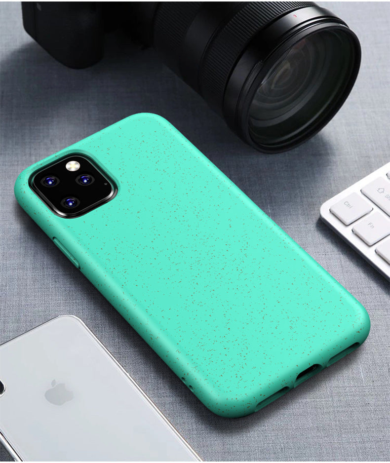 KEYSION Silicone Grains Soft Luxury Case & Cover for iPhone 11 | 11 Pro | Max