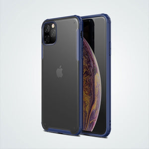 Luxury Transparent Hard Protection Case for iPhone 11 | Pro | Max | X | XS | Max | Xr