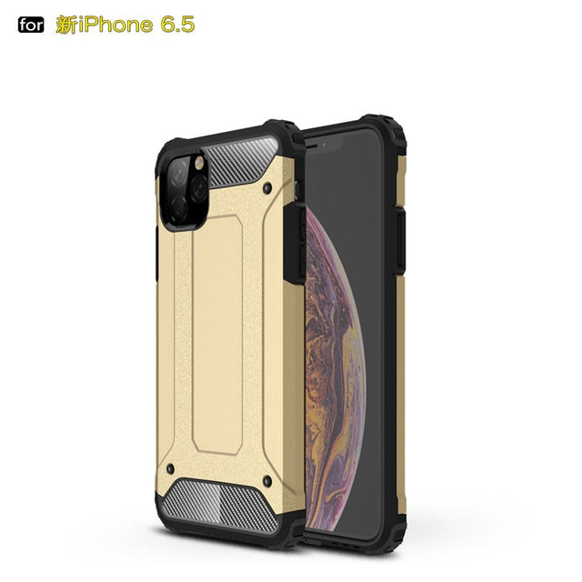 Armor Hybrid Full Wrapped Shockproof Case For iPhone 11 Pro Max